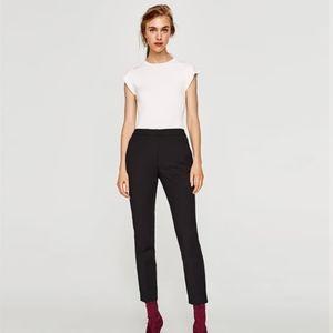 Zara Jogger waist trouser work pants